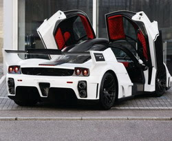 Ferrari Enzo Modification 2011