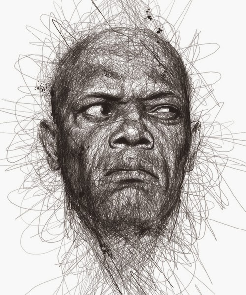 02-Samuel-L-Jackson-Malaysian-Artist-Vince-Low-Scribble-Dyslexia-www-designstack-co