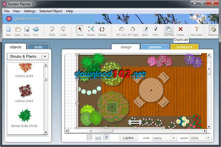 Gerbie Plan Garden planner 30073 free download