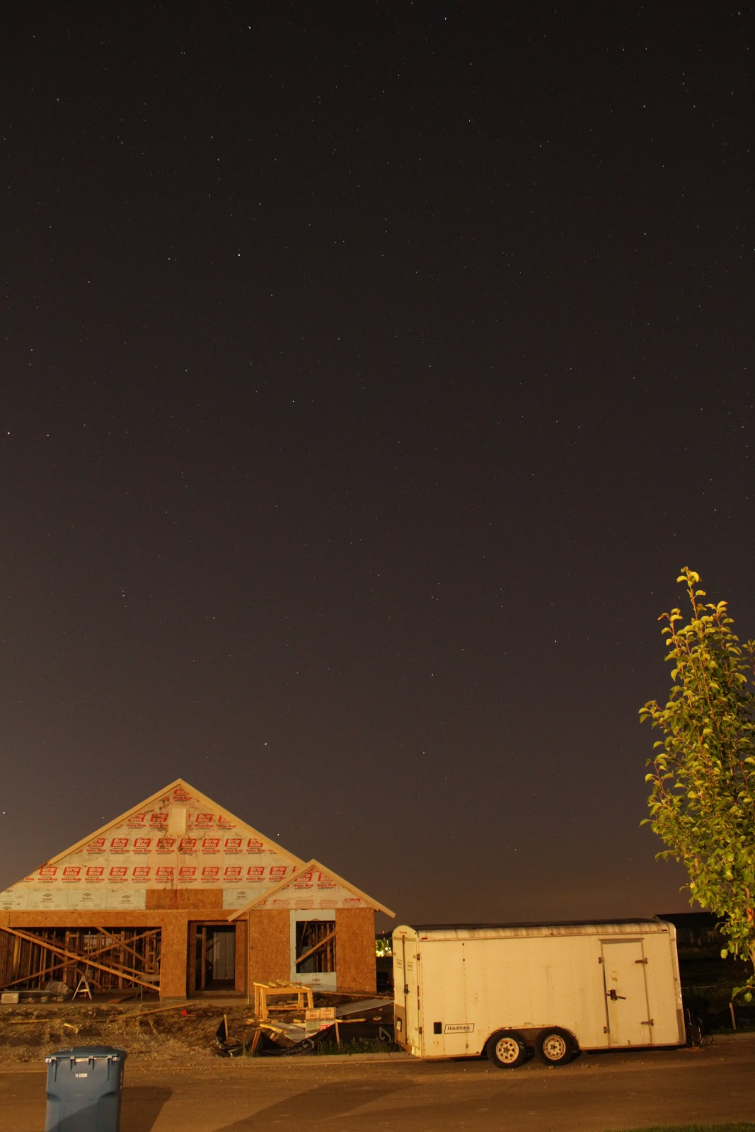noblesville light pollution