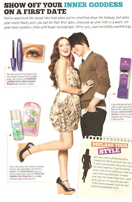 Stearns for Seventeen Magazine