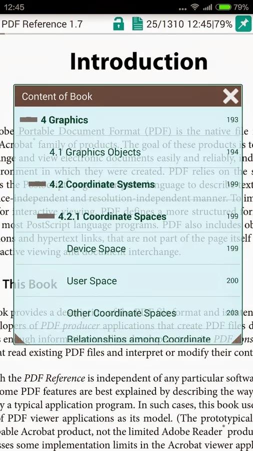 PRO PDF Reader v4.2.3