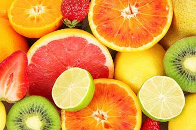 Buah - Buahan Yang Mengandung Vitamin C