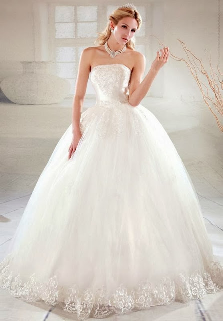 Ball Gown Wedding Dresses Pictures : Link camp cinderella ball gown wedding dress collection