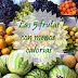 Las cinco frutas con menos calorías: Top 5