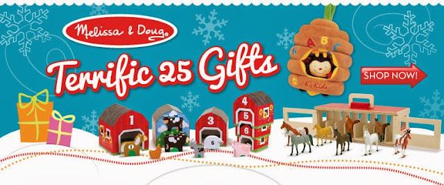 http://www.melissaanddoug.com/Promos/Terrific+25+Holiday+Gifts+for+2013/Terrific+25+Holiday+Gifts+for+2013/36605