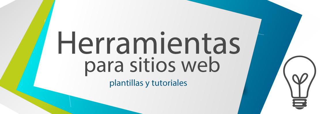 Herramientas para sitios web, plantillas y tutoriales ~ Andres La Cruz