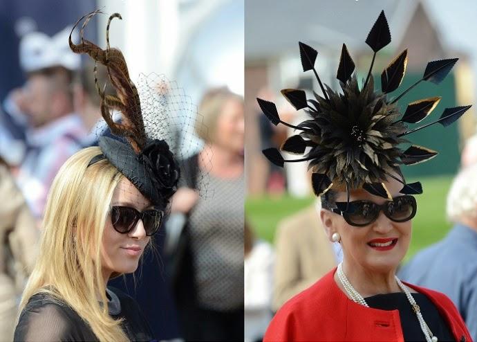ladies day hats