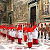 Các Hồng Y Lên Đường Đến Nguyện Đường Sixtine Và ĐGH Biển Đức XVI Tới Cuộc Sống Mới Của Ngài