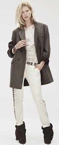 Isabel Marant H&M colección mujer