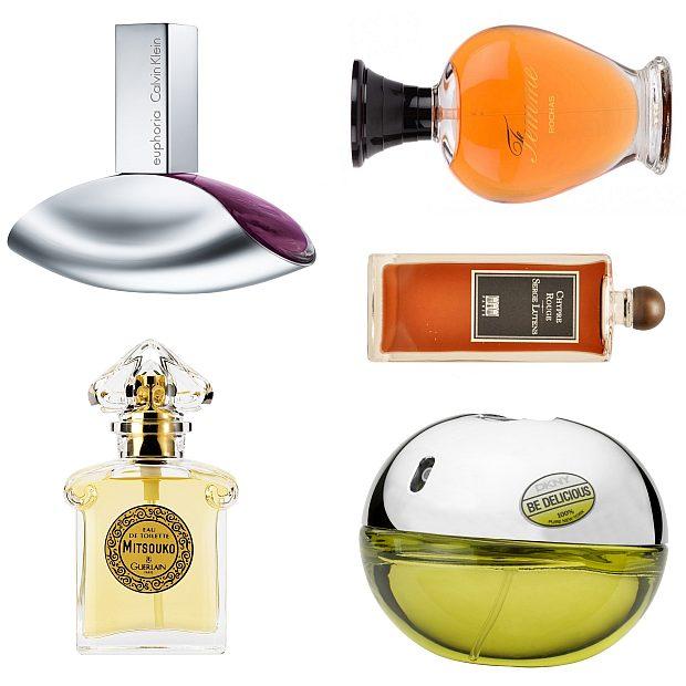 Perfumy szyprowe owocowe dla kobiet