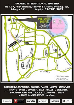 Crocodile Warehouse Stock Clearance