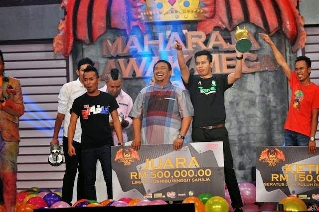 Sepahtu Maharaja Lawak Mega 2013