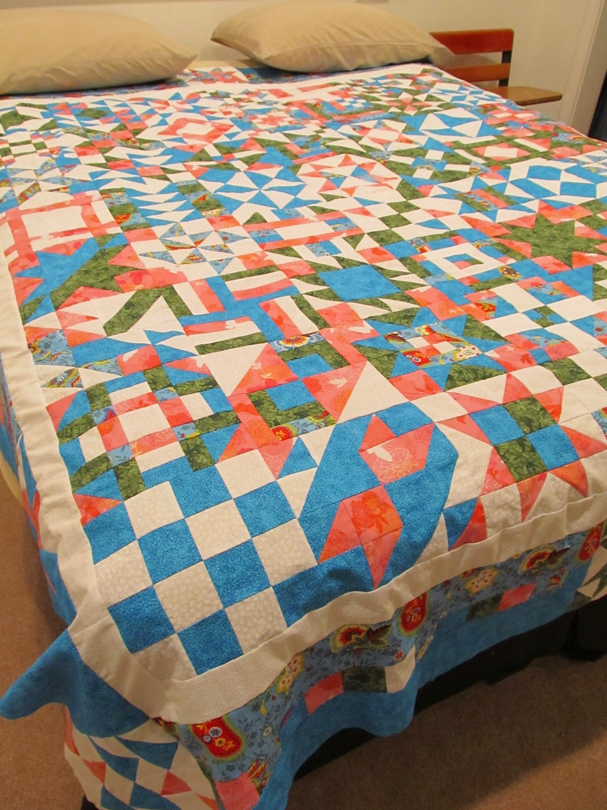 The Ladies Quilt pattern eBook by Beth Strub