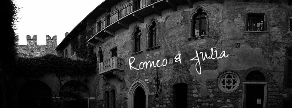wir lesen Romeo und Julia