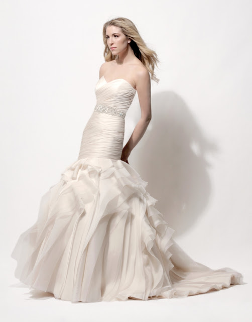wedding dresses,      Modern Trousseau,      bridal runway,      Spring 2014 Bridal Runway  Modern Trousseau - Spring 2014.designer weddingg gown,wedding dress by Callie tein,international designer gown,wedding dress,spring 2014 bridal collection