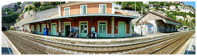 villefranche train station
