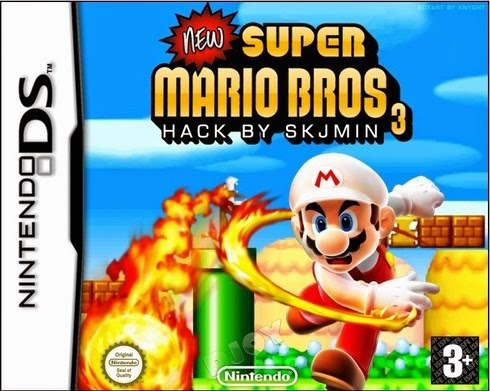 New Super Mario Bros 3 Hack Nintendo Ds