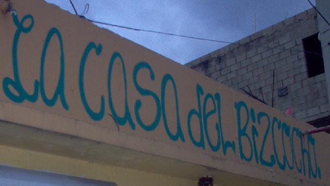 La Casa dek Bizcocho