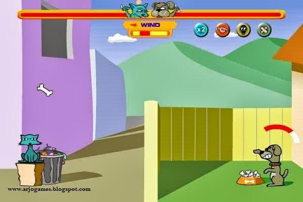 Cat Vs Dog Multiplayer Game