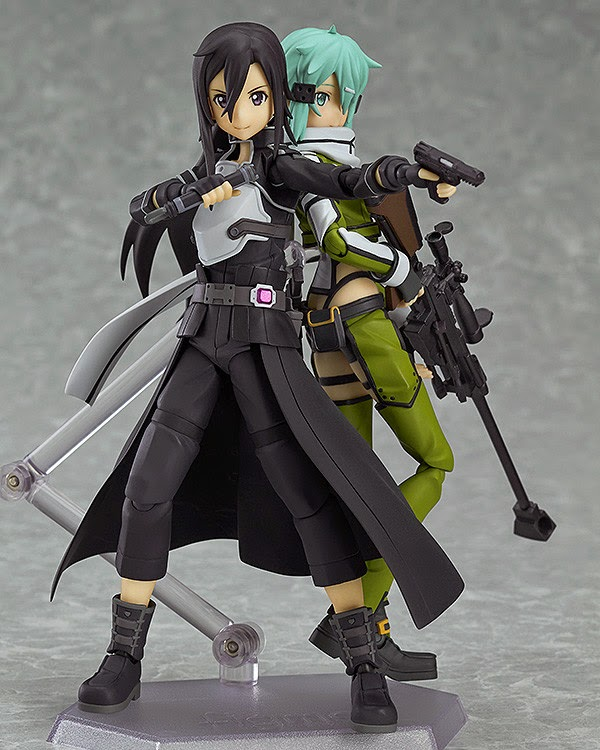 Figma Kirito Gun Gale Online