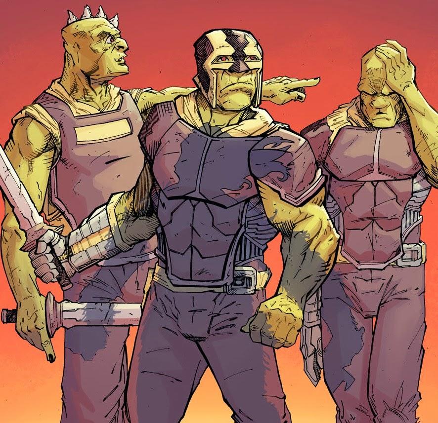 BIGFOOT sword of the earthman bigfoot comic book issue six coming soon bigfoot graphic novel barbarian comic