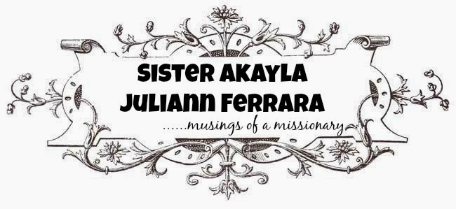 Sister Akayla Juliann Ferrara