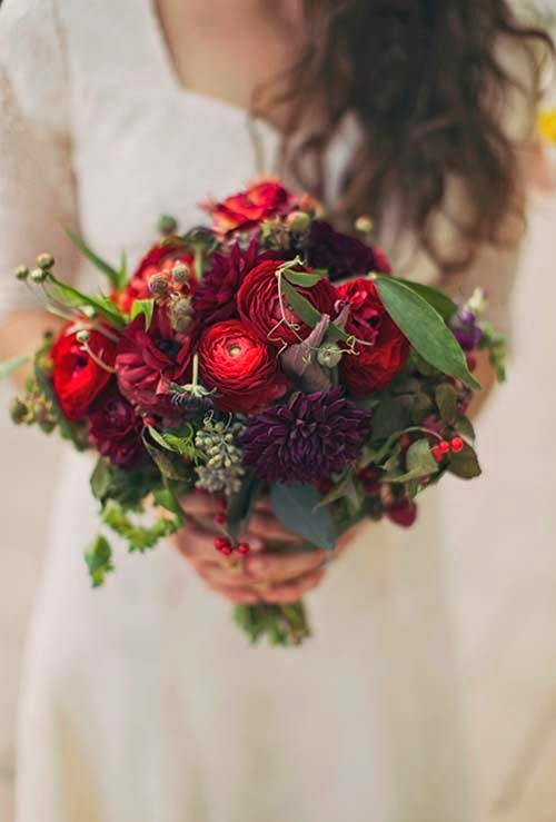 Bright and Beautiful Wedding Bouquets ideas