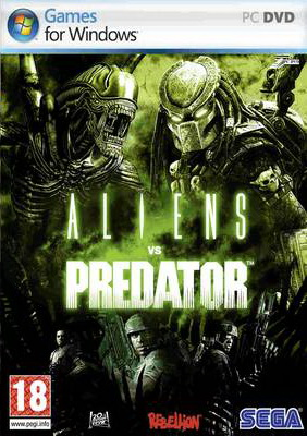 904 Aliens vs Predator PC Game