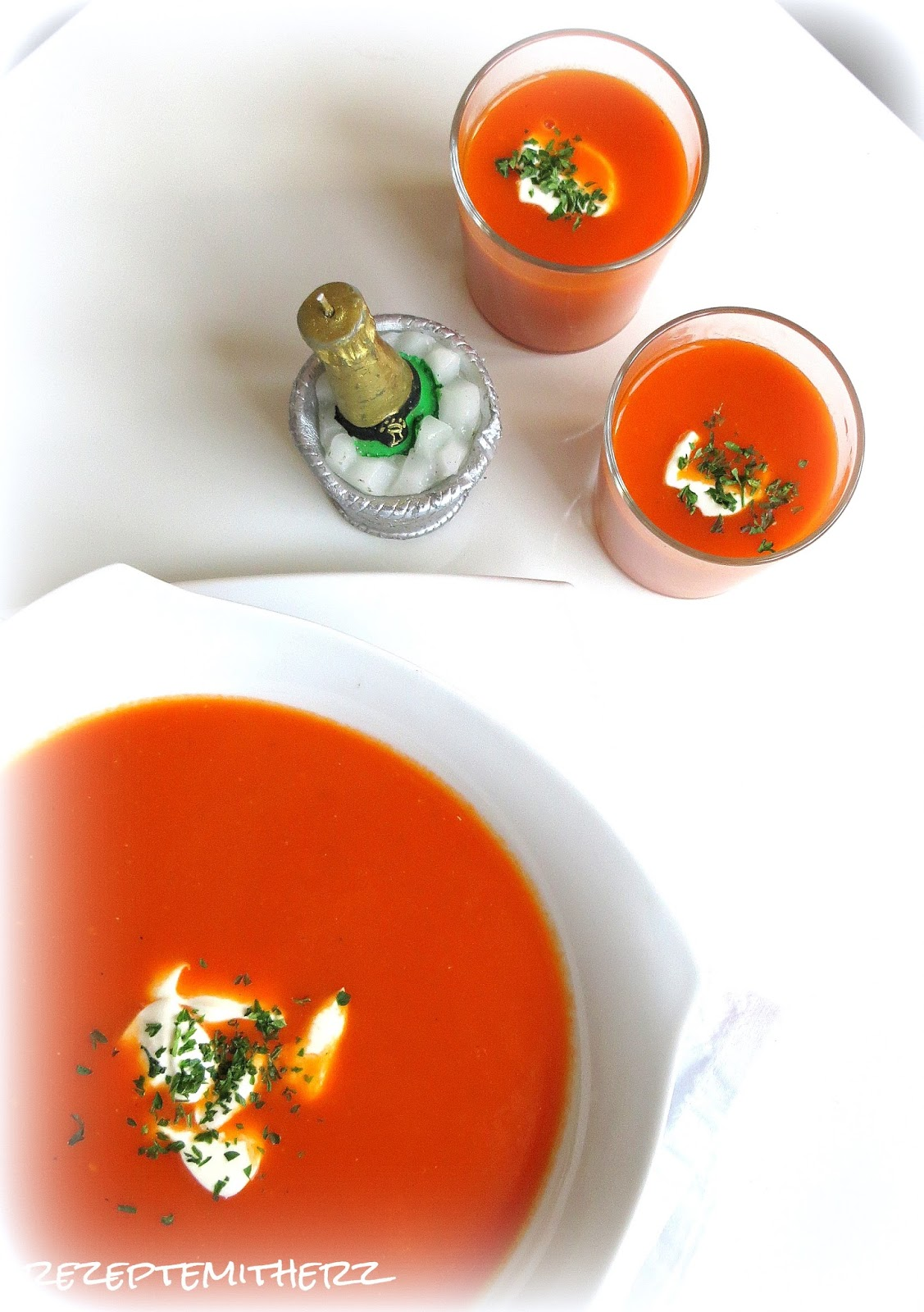 bloody mary suppe
