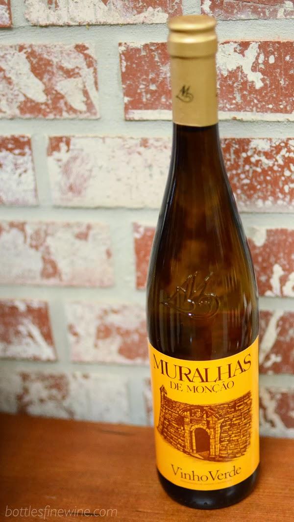 Muralhas vinho verde quality wite wine 6 bottles