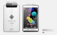 HP Android China Terbaik Meizu M9