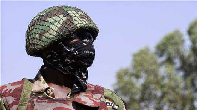 Exposed: Men in military uniform bombed Abuja