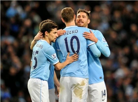 Prediksi Manchester City vs Stoke � Liga Inggris 22 Februari 2014