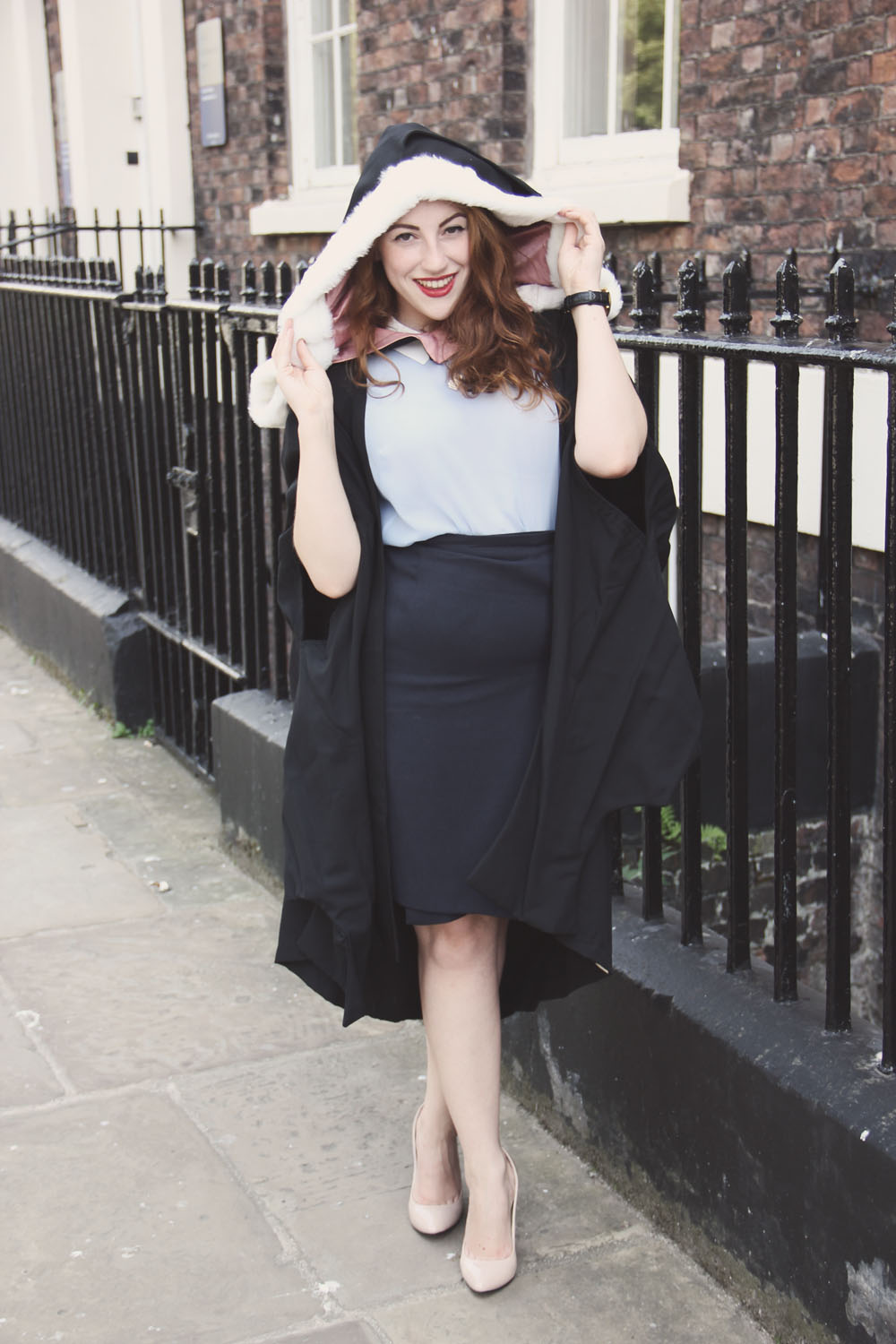 it's cohen - uk style blog: graduation ootd