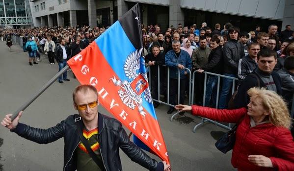 донецк и луганск ще създадат новоросия