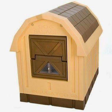 The modern bark dog training tips 4 best large dog for Best insulated dog house for cold weather