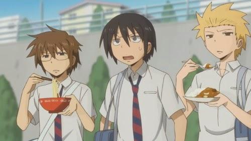 Danshi Koukousei no Nichijou BD Episode 1 - 12 [END] Subtitle Indonesia