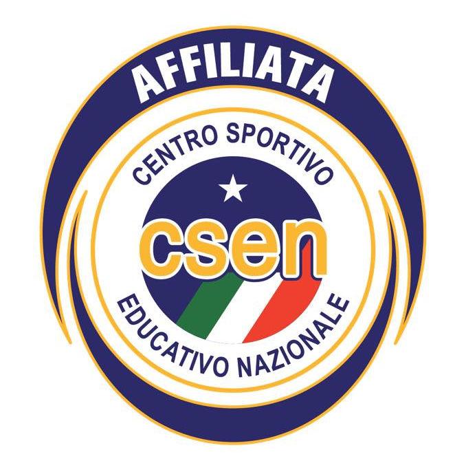 CSEN - Cod.Affiliazione 57260
