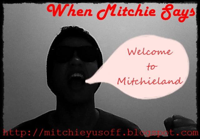 When Mitchie Says