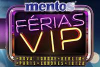 Promoção Férias VIP Mentos www.mentosferiasvip.com.br