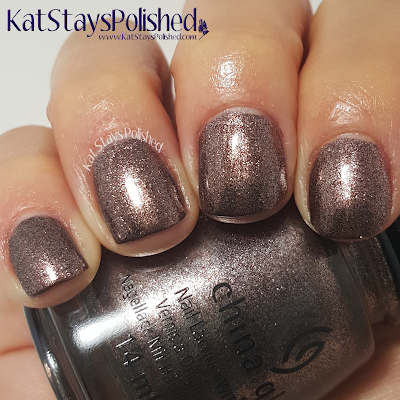 China Glaze - The Great Outdoors - Wood You Wanna? | Kat Stays Polished
