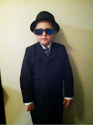 My Grandson, Taban (Spy)