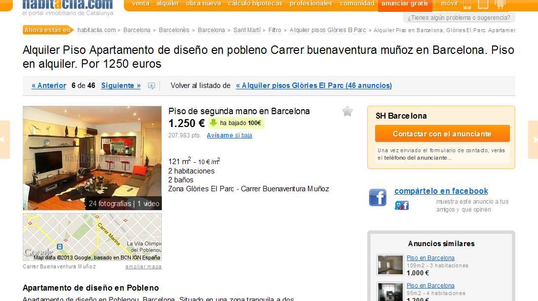 Moderne zwei zimmer wohnung kufstein tirol vorkassebetrug fraud scam - Alquiler piso por meses barcelona ...