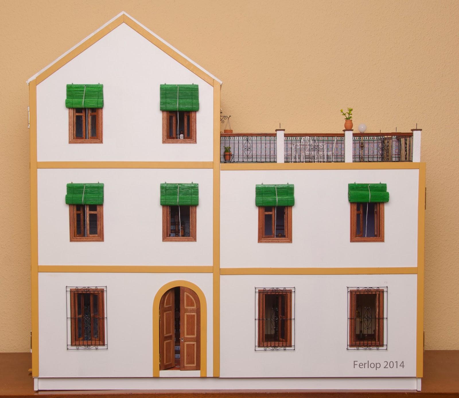 La casita de Ferlop Casa Ferlop