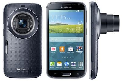 Harga dan Spesifikasi Samsung Galaxy K-Zoom Terbaru