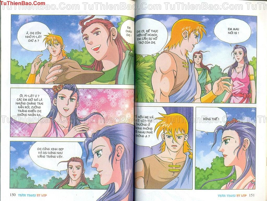 Thần thoại Hy Lạp Chapter 14 - Trang 74