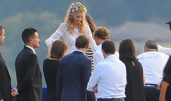 Pierre Casiraghi And Beatrice Borromeo Wedding, Family And Celebrity Sightings