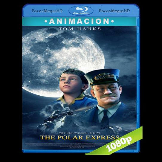 El Expreso Polar (2004) BRRip 1080p Audio Dual Latino/Ingles 5.1