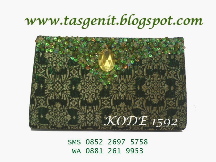 tas pesta songket, clutch bag songket, dompet songket, tas pesta unik